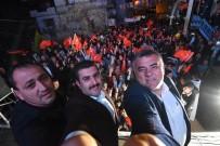 İŞGAL GİRİŞİMİ - Uğurlu'ya Örnekköy'de Sevgi Seli