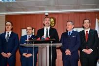 Adalet Bakanı Gül Açıklaması 'Hakim Ve Savcılarımızın Uyacağı, Bağlayıcı Meslek Kurallarını Yazılı Hale Getirmiş Olduk'