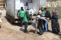 Afrin'deki 2 Bin Aileye Yardım