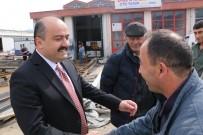 AK Parti Bolu Belediye Başkan Adayı Fatih Metin Açıklaması