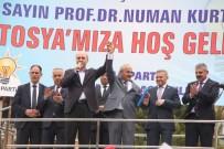 AK Parti Genel Başkan Vekili Kurtulmuş Kastamonu'da