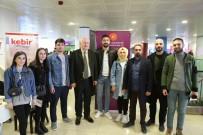 Avrasya Üniversitesi Rektörü İnan Açıklaması 'Kariyer Fuarı İş Fırsatlarını Öğrencilerimizin Ayağına Getirdi'
