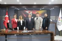 GENÇ GİRİŞİMCİLER - Aydın Genç Girişimciler İcra Kuruluna Nazillili Başkan