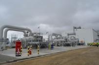 Azerbaycan'dan Gelen Gaz Avrupa'ya Taşınacak