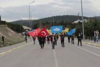 BALıKESIR ÜNIVERSITESI - Balıkesir Üniversitesi Çanakkale Şehitlerini Unutmadı