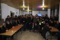 Başkan Başsoy, Yaylabaşı Beldesi'nde Vatandaşlarla Buluştu