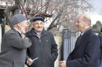 Başkan Bozkurt'tan Taşlıca Mahallesine Ziyaret