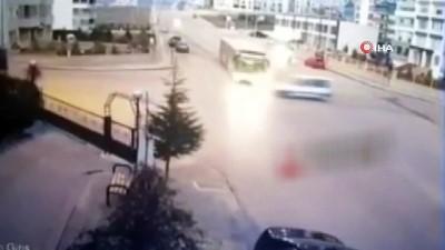 Başkent'te feci kaza: 2 ölü 3 yaralı
