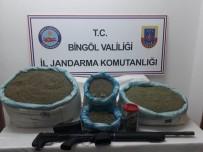 Bingöl'de Uyuşturucu Operasyonları Açıklaması 6 Tutuklanma