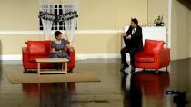 MERINOS - Bursa'da Alzheimer Hastalarına 'Komik Para' Oyunuyla Destek