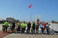 ALTıNKUM - Didim'de Bisiklet Turları Başladı