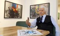 ÇANKAYA BELEDIYESI - 'Doğanın Ve Hayatın İçinden Resimler' Zülfü Livaneli Kültür Merkezi'nde