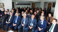 ALI ÇıNAR - ETSO'da 'İstihdam Seferberliği 2019' Toplantısı