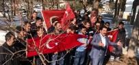 TÜRK HALK MÜZİĞİ - Ezana Saygısızlığa Solist Fikret Şimşek'ten  Şiirli Tepki