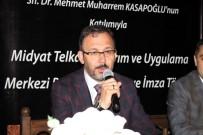 Gençlik Ve Spor Bakanı Kasapoğlu Midyat'ta