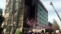 İBRAHIM SAĞıROĞLU - GÜNCELLEME - Avrasya Üniversitesi Yerleşkesinde Yangın