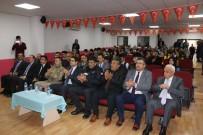 AHMET ÖZDEMIR - Hekimhan'da İstiklal Marşının 98. Yılı Kutlandı