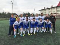 İşitme Engelliler İstanbul'dan 1 Puanla Döndü