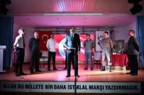Isparta'da İstiklal Marşı'nın 98.Kabul Yıldönümü