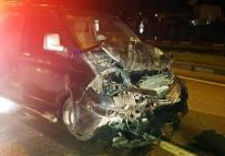 Isparta'da Zincirleme Trafik Kazası Açıklaması 21 Yaralı