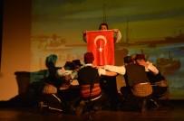 İstiklal Marşı'nın Kabulü Kastamonu'da Kutlandı