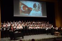 İstiklal Marşı'nın Kabulü Ordu'da Coşkuyla Kutlandı