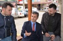 İYİ Parti Yomra Belediye Başkan Adayı Bıyık Açıklaması 'Talanı Durduracağız'