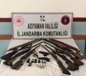 Jandarmadan Silah Üretim Ve Tamiri Yapılan Eve Operasyon