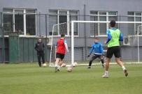 Karabükspor'da Altay Maçı Hazırlıkları Başladı