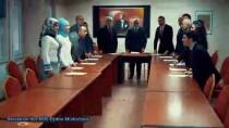 Kaymakamdan Öğrenciye Kadar 600 Kişi İstiklal Marşı'nı Okudu
