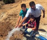 ÖRENCIK - Kiraz Ve Beydağ'a İZSU'dan 12 Yeni Kuyu Daha