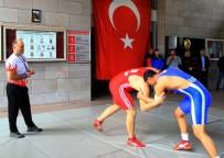 GÜREŞ TAKIMI - Mehmet Akif, Sporcu Kimliği İle Anıldı