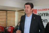 Milletvekili Tutdere Açıklaması 'Adıyaman Yatırım Bütçesinde Yüzde 39 Kesinti Oldu'