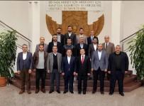 PATENT - MÜSİAD'dan Rektör Kızılay'a Ziyaret