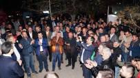 MEHMET KANAR - Mustafakemalpaşa'da Kanar'a Büyük İlgi