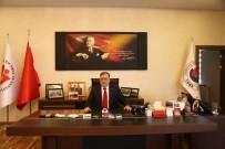 NTSO Başkanı Parmaksız, İstiklal Marşı'nın Kabulünün 98.Yıldönümü Mesajı Yayımladı