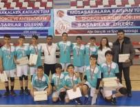 Okul Sporlarında Aşkale'nin Büyük Başarısı