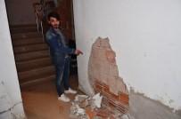 Ordu'da 10 Katlı Bir Apartman Çökme Tehlikesine Karşı Boşaltıldı