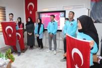 Samsat'ta Mehmet Akif'i Anma Programı Düzenlendi