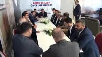 MİLLİ GÖRÜŞ - Şanlıurfa'da AK Parti'ye Katılım