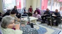 SEMİHA YILDIRIM - Semiha Yıldırım'dan Huzurevine Ziyaret