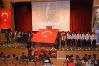 SINOP ÜNIVERSITESI - Sinop'ta İstiklal Marşı'nın Kabulü Ve Mehmet Akif Ersoy'u Anma Programı