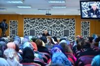 HRISTIYANLıK - TDV KAGEM  'İslam, Kadın Ve Hayat' Konulu Konferans Düzenledi