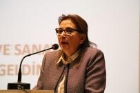 Ruhsar Pekcan - Ticaret Bakanı Ruhsar Pekcan'dan Kadın Girişimcilere Kredi Müjdesi