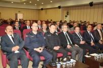 EĞİTİM DERNEĞİ - Tosya'da 'Öğrenci Başarısında Okul Veli İşbirliği' Konferansı Gerçekleştirildi