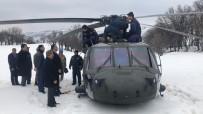 Tunceli'de Polis Helikopterinin Zorunlu İnişi