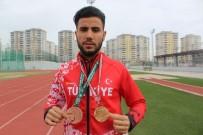 MİLLİ SPORCU - Türkiye'ye Sığınan Suriyeli Atlet Balkan Şampiyonası'nda Üçüncü Oldu