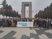 TÜVGA Gençleri Çanakkale'ye Götürdü