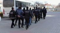 Yozgat'ta Uyuşturucu Satıcılarına Operasyon 9 Tutuklu