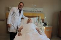 78 Yaşındaki Hasta, İlk Defa Uygulanan Yöntemle Sağlığına Kavuştu